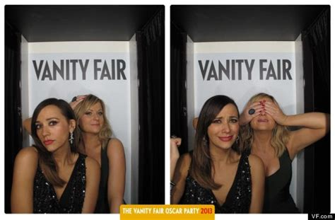 Vanity Photo Booths by Vanity Fair Oscar Photo Booth See The Goof