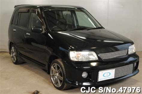 nissan cube 2000 2000 nissan cube black for sale stock no 47976