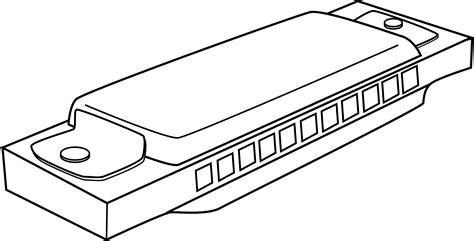 blues music coloring pages blues harmonica clip art bing images