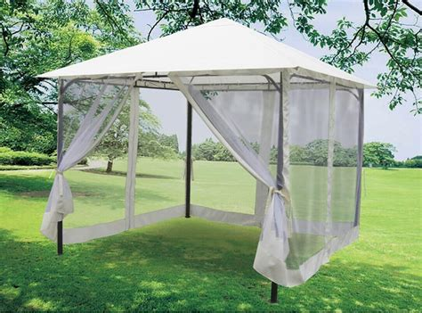 gazebo netting 8 x 10 gazebo with netting gazeboss net ideas designs