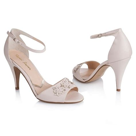 Wedding Shoes Galway by Vintage Style Bridal Shoes Ireland Ivory
