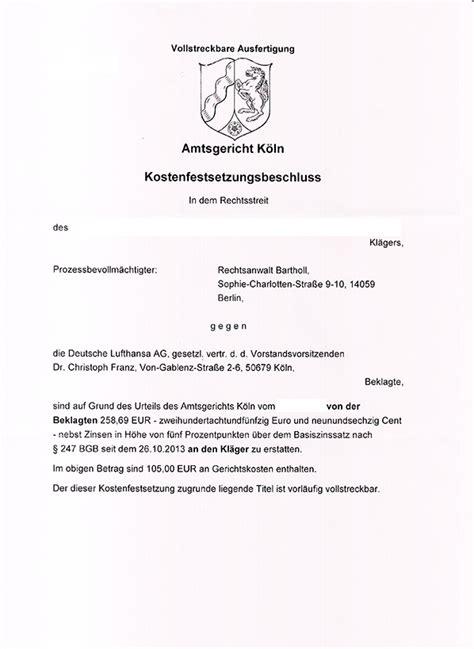 Musterbrief Beschwerde Antwort musterschreiben flugversp 228 tung fluggastrechte