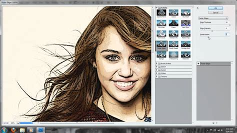 tutorial photoshop cs3 cartoon effect photoshop tutorial cartoon effect youtube
