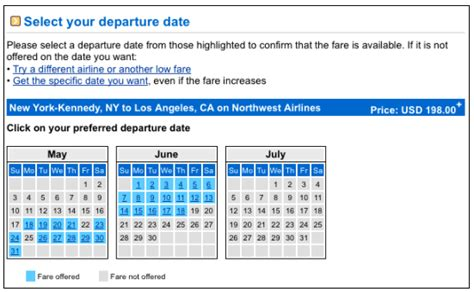 Southwest Deal Calendar Southwest Airlines Calendar Deals Calendar Template 2016