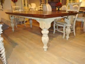 distressed white farmhouse dining table french country 108 farmhouse kitchen table sets mada privat