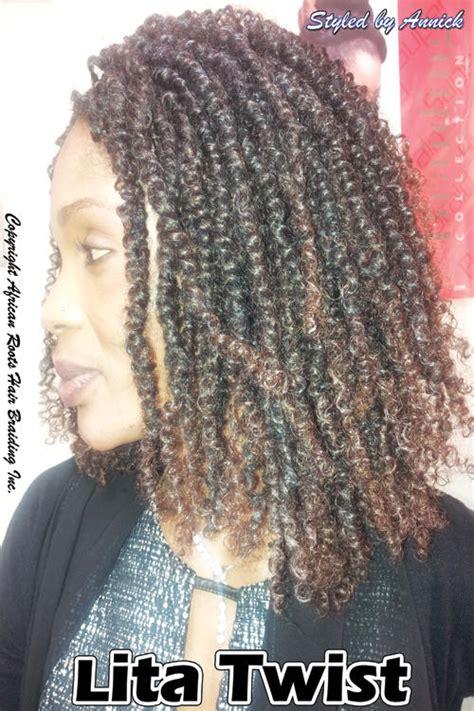lita twist lita twist braids lita twists using afro coil or spring