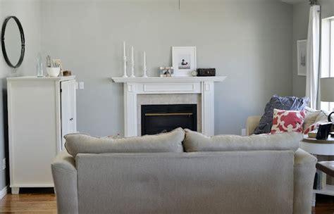 paint color bm grey home decor