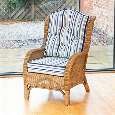 wicker chair for bedroom alfresia denver wicker reading bedroom chair with luxury