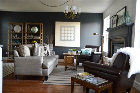 Living Room Makeover by Living Room Makeover Vintage Revivals 26 The Interior