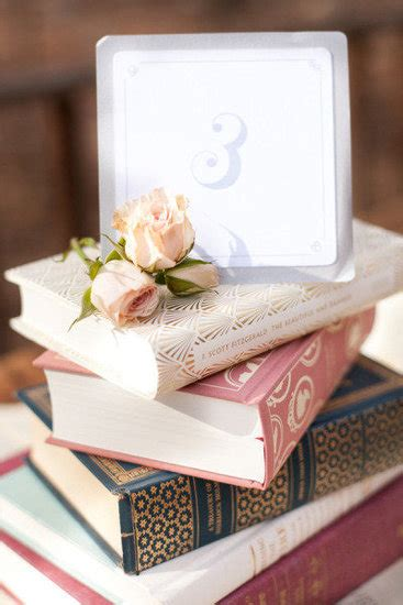 book lover weddings