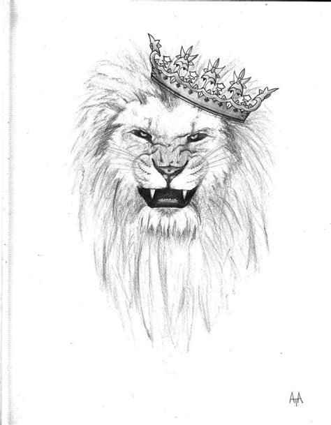 lion tattoo sketch drawing by babiiaquafox on deviantart