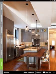 drop lights for kitchen island 17 best images about island bench lighting on