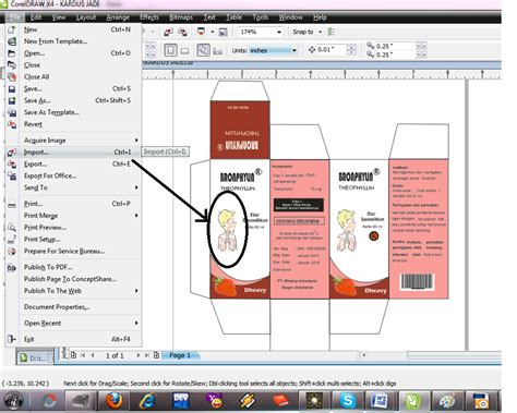 cara membuat desain jam dinding dengan corel draw gambar cara membuat desain rumah dengan visio info