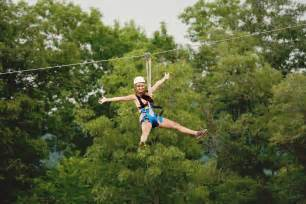 Zip Line Zip Line Canopy Tour Buffalo National River Cabins And
