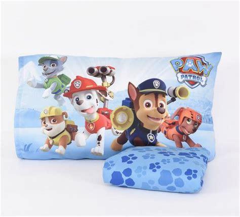 toddler bed sheet sets walmart paw patrol toddler bed sheet and pillowcase set walmart ca