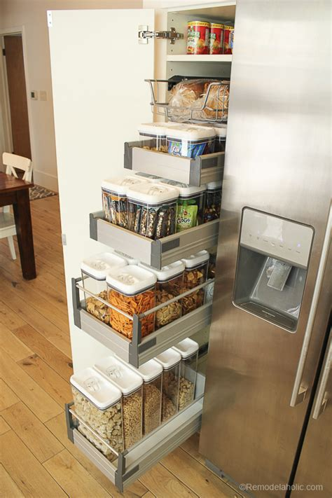 organize cabinets organize snack cabinets do your remodelaholic my pantry organization