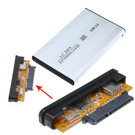 Casing Hardisk External 2 5 Sata Incus Usb 2 0 Casing Limited 2 5 quot 2 5 inch usb 2 0 hdd drive disk sata