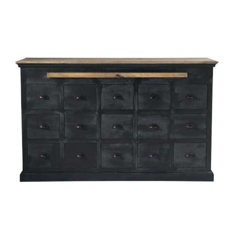 comptoir du meuble comptoir chenonceau meuble 224 tiroirs maisons du monde