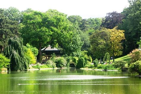 Beaux Jardins Privés by I Prefer My Eye Parc Montsouris