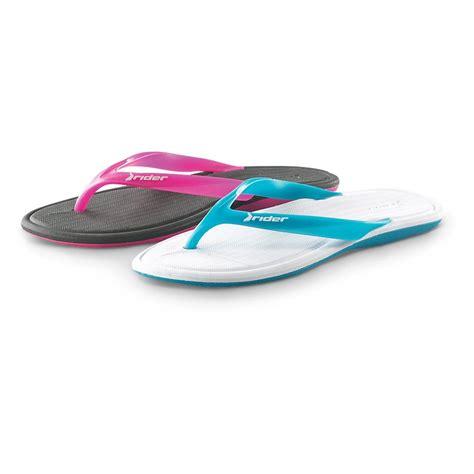rider sandals womens s rider smoothie sandals 622281 sandals flip