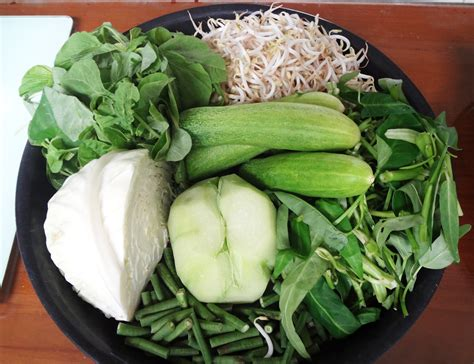 gado gado indonesian salad recipe maangchicom