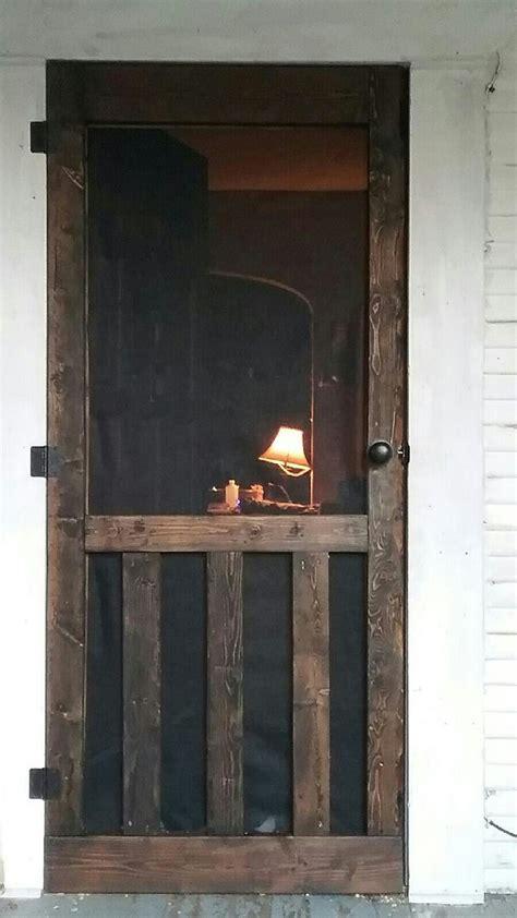 24 Wood Screen Door by Best 25 Wood Screen Door Ideas On Screen