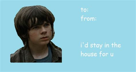 twd valentines twd walkers and wesen