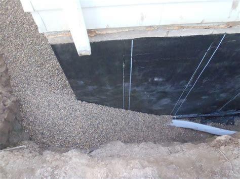waterproof basement walls milwaukee injections