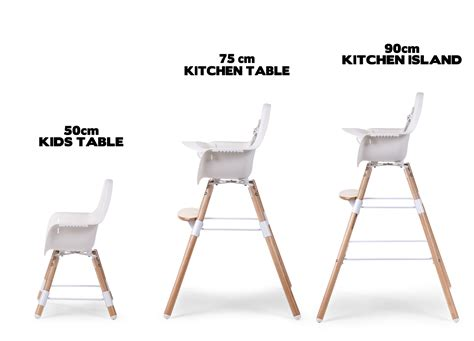 High Chair Table by Baby High Chair For Table Or High Bench By Design