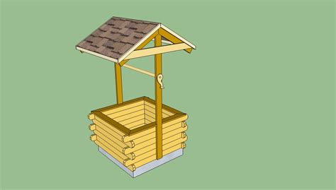 make building plans free pdf diy wishing well plans to build waterproof