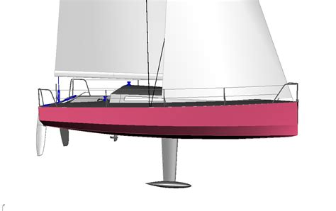 bateau safran quille monocoque ou catamaran le blog de nautal