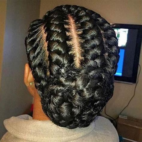can you show me some african buns 55 flattering goddess braids ideas to inspire you hair