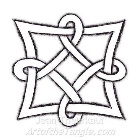 celtic knot template celtic knots easy techniques for drawing and designing