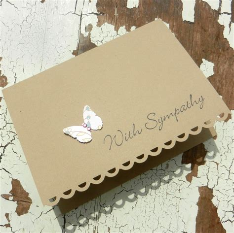 Handmade Sympathy Card Ideas - 25 best ideas about handmade sympathy cards on