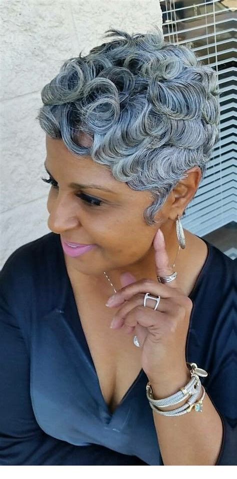 Black Hairstyles For 50 Years Of Age by Appealing Haircuts For 50