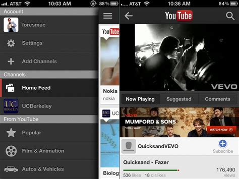 youtube moblie 40 percent of youtube traffic comes from mobile devices