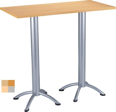 table haute rectangulaire espoo table haute rectangulaire