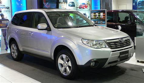 2007 subaru forester type file 2007 subaru forester 01 jpg wikimedia commons