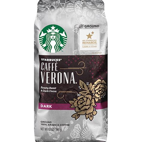 Starbucks ground 1lb , Verona, House or Breakfast blend coffee $9.99 Before coupons Staples B&M