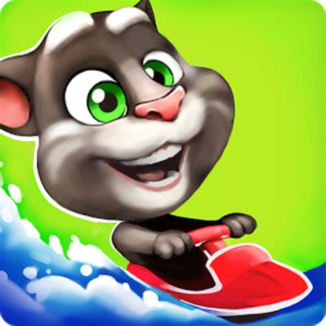talking android talking tom jetski for android