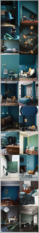 Farbe Petrol Bedeutung by Die 25 Besten Ideen Zu Wandfarbe Petrol Auf