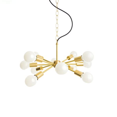 Mini Sputnik Chandelier Mini Sputnik Chandelier Southern Lights Electric Touch Of Modern