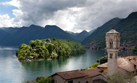Italy Houses by Comacina Island Lake Como Official Website