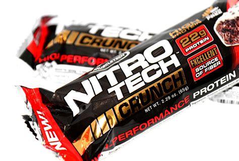 nitro tech crunch review muscletech has a solid