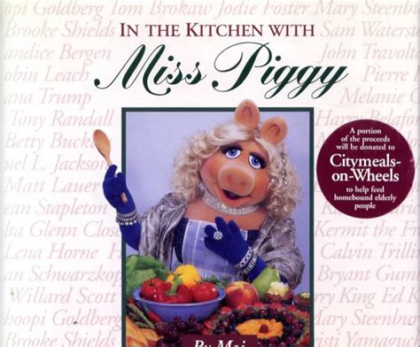 In The Kitchen With Miss Piggy by Dying For Chocolate In The Kitchen With Miss Piggy Ben