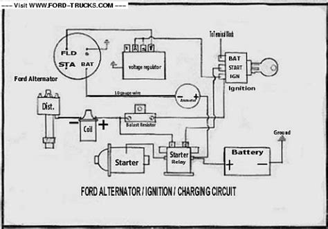 ford electronic voltage regulator ford truck enthusiasts forums