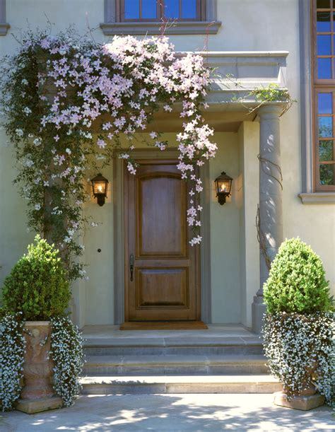Outdoor Front Entry Lighting Front Porch Lighting Entry Mediterranean With Bungalow Columns Doors Entrance Beeyoutifullife