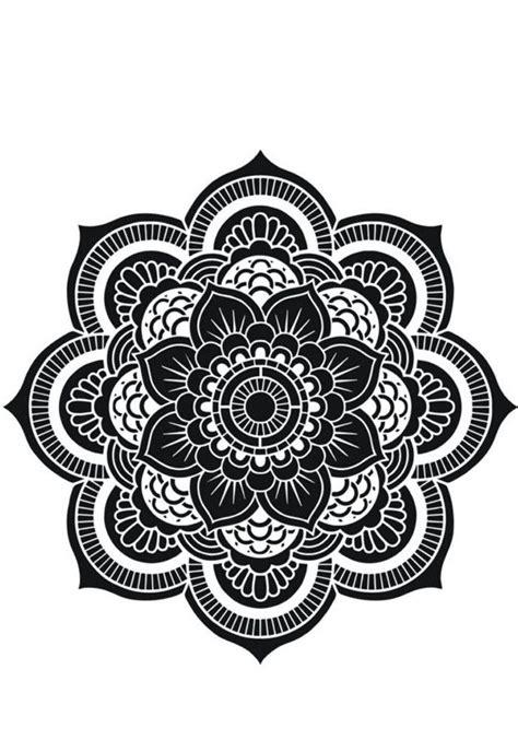 mandala tattoo japanese flower of life mandala stencils inspiration pinterest