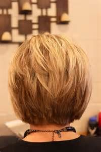 hairstyles back view bob haircut back view via brown hairs