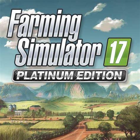 on the road again 2017 18 expansion edition books farming simulator 17 platinum edition announced fs 17